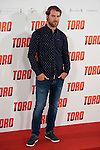 "Jose Manuel Poga attends to the presentation of the spanish film ""Toro"" at Hotel Hesperia in Madrid, April 19,2016. (ALTERPHOTOS/Borja B.Hojas)"