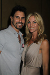 Bold and the Beautiful Don Diamont poses with his wife Cindy Ambuehl at the gifting suite at the 38th Annual Daytime Entertainment Emmy Awards 2011 held on June 19, 2011 at the Las Vegas Hilton, Las Vegas, Nevada. (Photo by Sue Coflin/Max Photos)