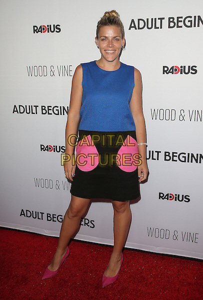 15 April 2015 - Hollywood, California - Busy Philipps. &quot;Adult Beginners&quot; Los Angeles Premiere held at Arclight Cinemas. <br /> CAP/ADM/FS<br /> &copy;FS/ADM/Capital Pictures