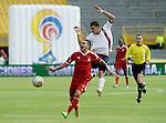 Unión Magdalena derrotó 1-0 al América De Cali durante el partido por la fecha 2 de los cuadrangulares de ascenso.