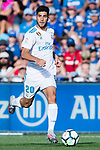 Marco Asensio of Real Madrid in action during the La Liga 2017-18 match between Getafe CF and Real Madrid at Coliseum Alfonso Perez on 14 October 2017 in Getafe, Spain. Photo by Diego Gonzalez / Power Sport Images