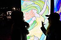 20190814 Hutt Winter Festival - Light Sculpture