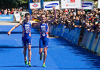 ITU 2011 World Championship Series Triathlon - Madrid