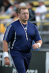 12 Jun 2004: Wizards trainer Chet North. The Columbus Crew and Kansas City Wizards tied 2-2 at Crew Stadium in Columbus, OH during a regular season Major League Soccer game..