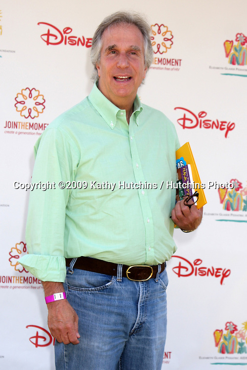 """Henry WInkler  arriving at """"A Time For Heroes Celebrity Carnival"""" benefiting the Elizabeth Glaser Pediatrics AIDS Foundation at the Wadsworth Theater Grounds in Westwood , CA on June 7, 2009 .©2009 Kathy Hutchins / Hutchins Photo.."""