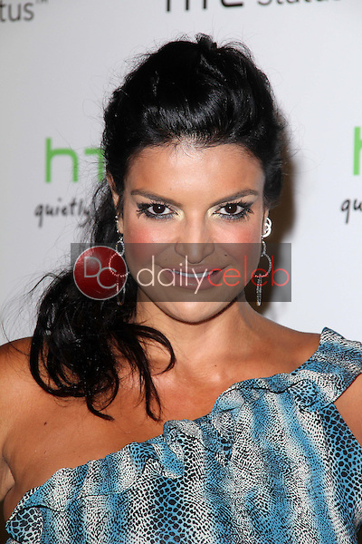 Jennifer Gimenez<br /> at the HTC Status Social, Paramount Studios, Hollywood, CA. 07-19-11<br /> David Edwards/DailyCeleb.com 818-249-4998