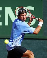 11-7-06,Scheveningen, Siemens Open, rirst round match,