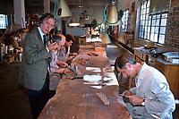 Pipa Castello a Cantù, storica fabbrica artigianale di pipe, dai primi anni del '900, Franco Coppo (1996)