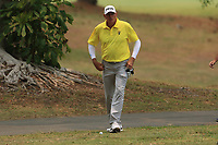 Peter Fowler (AUS) in the rough on the 11th during Round 2 of the Australian PGA Championship at  RACV Royal Pines Resort, Gold Coast, Queensland, Australia. 20/12/2019.<br /> Picture Thos Caffrey / Golffile.ie<br /> <br /> All photo usage must carry mandatory copyright credit (© Golffile | Thos Caffrey)