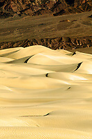 Sand dunes near Stovepipe Wells, Death Valley National Park, California