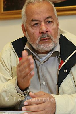 Genève, le 25.04.2007.Fathy Nehmet-Allah, Imam et directeur de la fondation culturel islamique..© Jean-Patrick Di Silvestro / Le Courrier