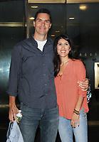 Ken Corsini and Anita Corsini AT NBC's Today Show
