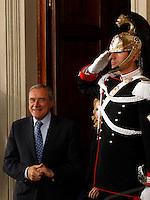 20130423 ROMA-POLITICA: CONSULTAZIONI AL QUIRINALE PER IL NUOVO GOVERNO