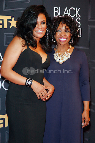 NEWARK, NEW JERSEY - APRIL 1:     Beverly Bond and Gladys Knight  attends Black Girls Rock! 2016 on April 1, 2016 at the New Jersey Performing Arts Center in Newark, NJ  photo credit  Star Shooter / MediaPunch