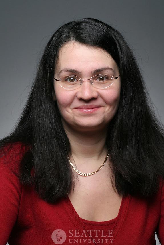Dec2008 - Mechanical Engineering chair, Dr. Teodora Shuman