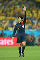 Yuichi Nishimura (Referee), <br /> JUNE 12, 2014 - Football /Soccer : <br /> 2014 FIFA World Cup Brazil <br /> Group Match -Group A- <br /> between Brazil 3-1 Croatia <br /> at Arena de Sao Paulo, Sao Paulo, Brazil. <br /> (Photo by YUTAKA/AFLO SPORT)