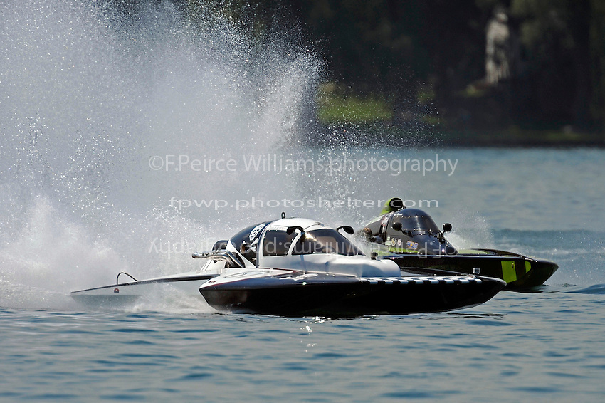 "Dave Kidd, H-67 ""Black Falcon"" and H-48 (H350 Hydro)"