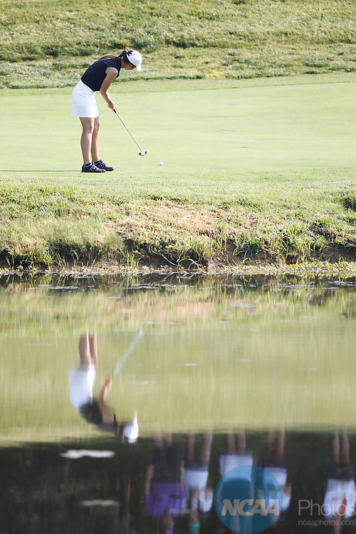 19 MAY 2012:  The Division II Women?s Golf Championship is held at Persimmon Ridge Country Club in Louisville, KY.  Jonathan Palmer/NCAA Photos
