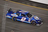 May 2, 2009; Richmond, VA, USA; NASCAR Sprint Cup Series driver Kurt Busch during the Russ Friedman 400 at the Richmond International Raceway. Mandatory Credit: Mark J. Rebilas-