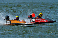 12-H, 47-M       (Outboard hydroplanes)