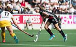 AMSTELVEEN - Hockey - Hoofdklasse competitie dames. AMSTERDAM-DEN BOSCH (3-1) Noor de Baat (A'dam) .  COPYRIGHT KOEN SUYK