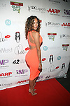 Love and Hip Hop's Erica Mena Attends Wendy Williams 50th Birthday Party Held at the Out Hotel, NY