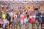 SURPRISE BIRTHDAY: Breda Walsh, Balloonagh Estate, Tralee (seated centre) got a big surprise when a large group of family and friends gathered to celebrate her 60th birthday at the Kerins O'Rahillys clubhouse, Tralee on Saturday.
