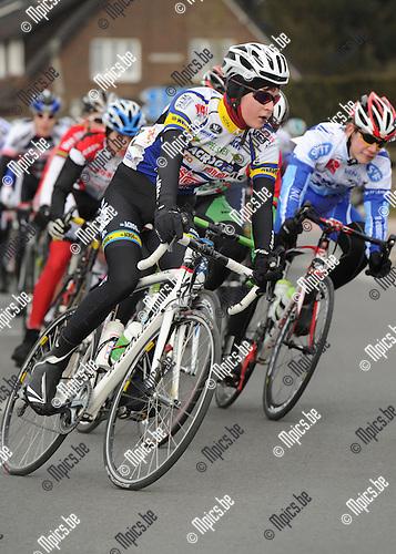 2013-03-02 / Wielrennen / seizoen 2013 / Piet Ceuppens..Foto: Mpics.be