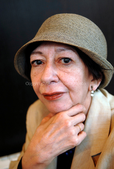 Vilma Fuentes, Mexican writer in 2011.