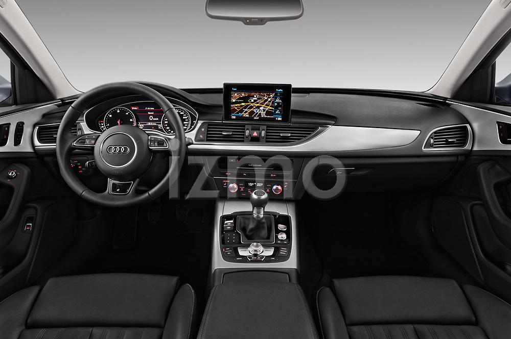 2018 Audi A6 Base 4 Door Sedan Izmostock