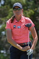 Cydney Clanton (USA) watches her tee shot on 3 during round 2 of  the Volunteers of America LPGA Texas Classic, at the Old American Golf Club in The Colony, Texas, USA. 5/6/2018.<br /> Picture: Golffile | Ken Murray<br /> <br /> <br /> All photo usage must carry mandatory copyright credit (&copy; Golffile | Ken Murray)