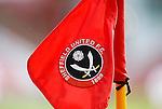 Corner flag with club badge detail  - Professional Development League Two - Sheffield Utd U21's  vs Birmingham City U21's  - Bramall Lane - Sheffield - England - 21st December 2015 - Pic Simon Bellis/Sportimage