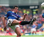 Gordan Petric in action for Rangers