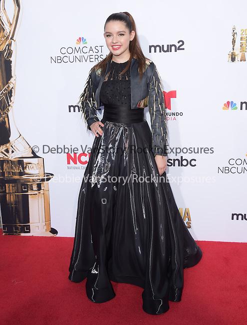 Fatima Ptacek attends The 2014 NCLR Alma Awards held at The Pasadena Civic Center in Pasadena, California on October 10,2014                                                                               © 2014 Hollywood Press Agency