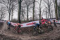 Junior Men's Race<br /> UCI CX Worlds 2018<br /> Valkenburg - The Netherlands