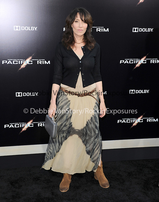 Katey Sagal at The Warner Bros. Pictures L.A. Premiere of Pacific Premiere held at The Dolby Theater in Hollywood, California on July 09,2013                                                                   Copyright 2013 Hollywood Press Agency