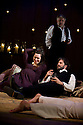 The Winter's Tale by William Shakespeare, The Bridge Project Production directed by Sam Mendes.With Rebecca Hall as Hermione,Josh Hamilton as Polixenes,Simon Russell Beale as Leontes.Opens at The Old Vic  Theatre on 9/6/09.  Credit Geraint Lewis