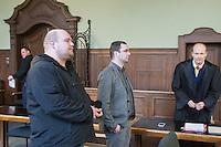 16-01-20 Berliner NPD-Chef Schmidtke vor Gericht wegen Volksverhetzung