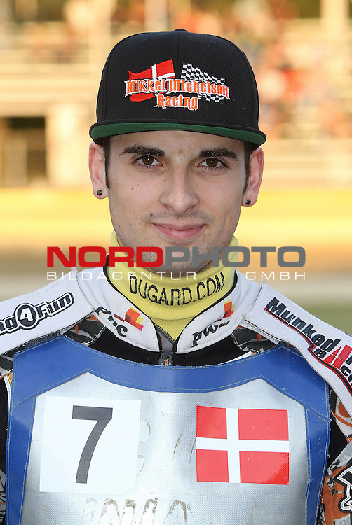21.06.2014., Donji Kraljevec, Croatia - FIM Speedway Grand Prix Qualifications Race Off.<br /> im Bild mikkel michelsen<br /> Photo: Vjeran Zganec Rogulja/PIXSELL