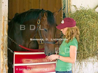 Saratoga Race Course 8-19-11