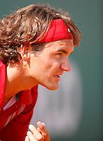 17-4-07, Monaco,Master Series Monte Carlo, Roger Federer