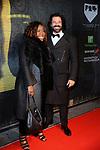 Chizzy Akudolu, Christian Vitt at The Gold Movie Awards, Regent Street Cinema, London