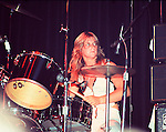 Runaways 1977 Sandy West..Photo by Chris Walter/Photofeatures..