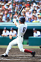 Koki Fukuda (Osaka Toin),<br /> AUGUST 25, 2014 - Baseball :<br /> 96th National High School Baseball Championship Tournament final game between Mie 3-4 Osaka Toin at Koshien Stadium in Hyogo, Japan. (Photo by Katsuro Okazawa/AFLO)6() vs 2 2