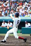 Koki Fukuda (Osaka Toin),<br /> AUGUST 25, 2014 - Baseball :<br /> 96th National High School Baseball Championship Tournament final game between Mie 3-4 Osaka Toin at Koshien Stadium in Hyogo, Japan. (Photo by Katsuro Okazawa/AFLO)6() vs 2 2