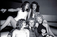 1978 <br /> New York City<br /> Vitas Gerulaitis at Studio 54<br /> Credit: Adam Scull-PHOTOlink/MediaPunch