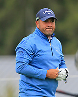 Ricardo Gonzalez (ARG) on the 5th fairway during Round 3 of the D+D Real Czech Masters at the Albatross Golf Resort, Prague, Czech Rep. 02/09/2017<br /> Picture: Golffile | Thos Caffrey<br /> <br /> <br /> All photo usage must carry mandatory copyright credit     (&copy; Golffile | Thos Caffrey)