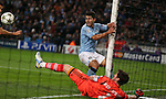 Manchester City v Real Madrid 21.11.2012
