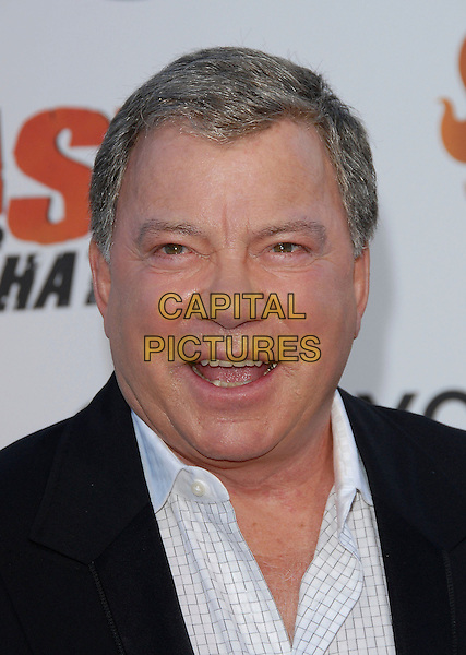 WILLIAM SHATNER.attends The Comedy Central's Roast of William Shatner held at CBS STudios in Studio City, California, USA, .August 13, 2006.portrait headshot.Ref: DVS.www.capitalpictures.com.sales@capitalpictures.com.©Debbie VanStory/Capital Pictures