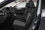 Front seat view of a 2018 Mazda Mazda6 Sport 4 Door Sedan front seat car photos